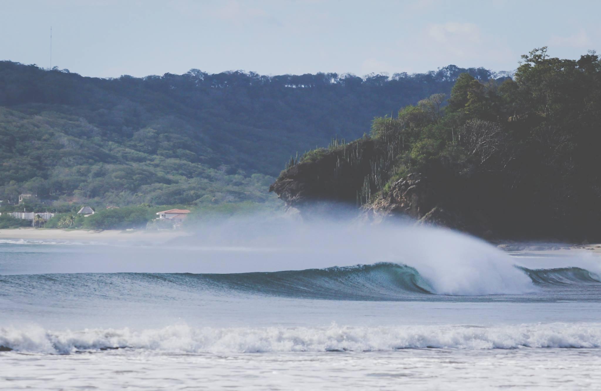 nicaragua wave