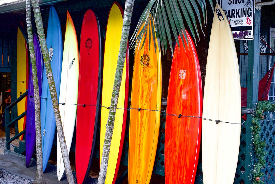 second hand beginner longboards and advanced surf longboards